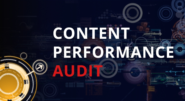 Content Performace Audit, CMO Service