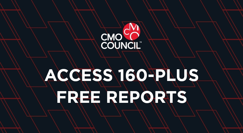 Access 160-plus CMO Council's Free Reports
