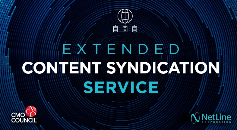 CMO Council Extended Content Syndication Service